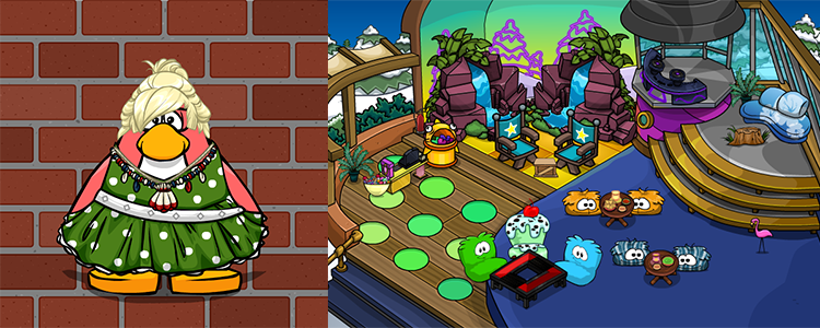 Club Penguin Daffo S Daily Post Penguin Of The Day Club Penguin Reveals