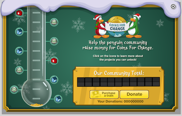 Coins For Change: Disney Game-On Commercial + Holiday Party Sneak ...