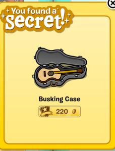 Busking case