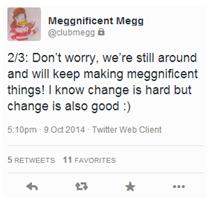 2nd Tweet