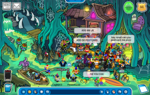 Club Penguin 9th Anniversary Party-Screenshot 1