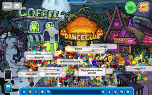 Club Penguin 9th Anniversary Party-Screenshot 3