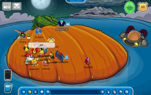 Club Penguin 9th Anniversary Party-Screenshot 6