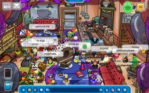Club Penguin 9th Anniversary Party-Screenshot 7