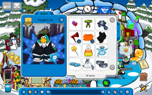 Club Penguin-Player Card Update (16.10.2014)