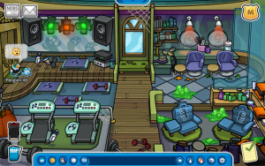 Halloween Party 2014 Preparation-The Puffle Hotel Gym and Spa