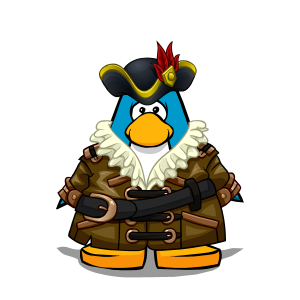 Club Penguin Reveals Penguin of the Week-Marian245