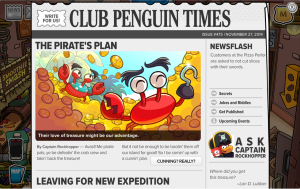 Club Penguin Times-Issue 475