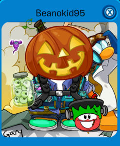 CP Reveals Halloween Party 2014-Beanokid95