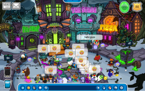 CP Reveals Halloween Party 2014-Screenshot