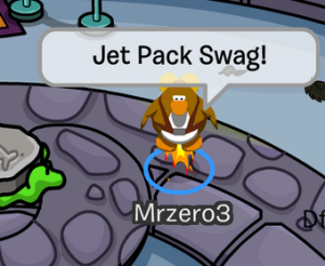 Mrzero3 Promoting Jet Pack