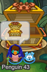 Pirate Party 2014-Treasure Chest 6 (Forest)