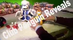 Club Penguin Reveals-Herbert is the Merry Walrus
