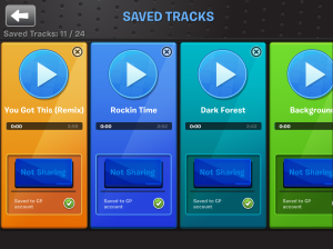 Club Penguin-SoundStudio App Screenshot 2
