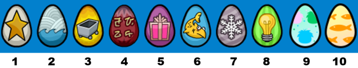 Club Penguin Reveals-List of Easter Eggs