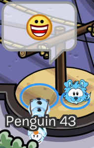 Upside Down Penguin Glitch is Back