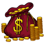 Image result for club penguin money bag