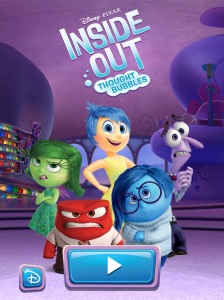 Inside Out Thought Bubbles-Home Screen