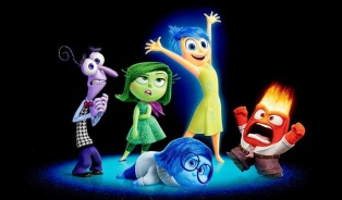 The original emotions from Inside Out