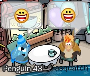 Penguin 43 & Sasquatch (Penguin)
