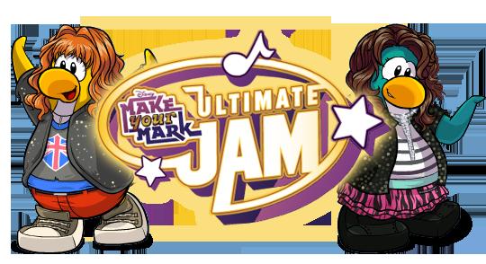 Rocky & CeCe-Make Your Mark_Ultimate Jam