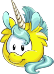 Unicorn Puffle