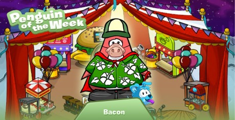 PenguinoftheWeek_Bacon